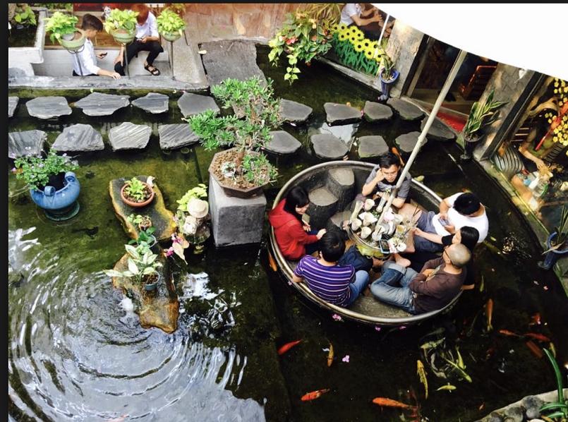21+ quán Cafe Sài Gòn đẹp không góc chết, đồ uống ngon, check in mỏi tay 11