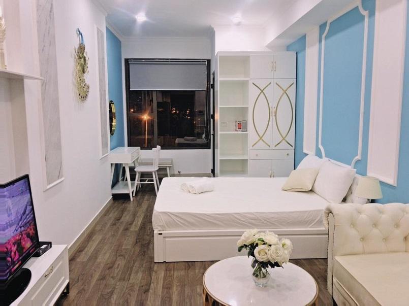 Tổng hợp Full danh sách Homestay Sài Gòn giá tốt, view đẹp 4
