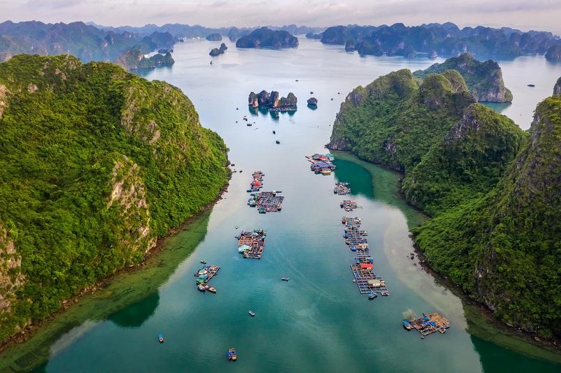 Kinh nghiệm du lịch Hạ Long chinh phục kỳ quan thiên nhiên thế giới mới 23