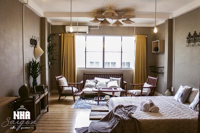 Tổng hợp Full danh sách Homestay Sài Gòn giá tốt, view đẹp 22