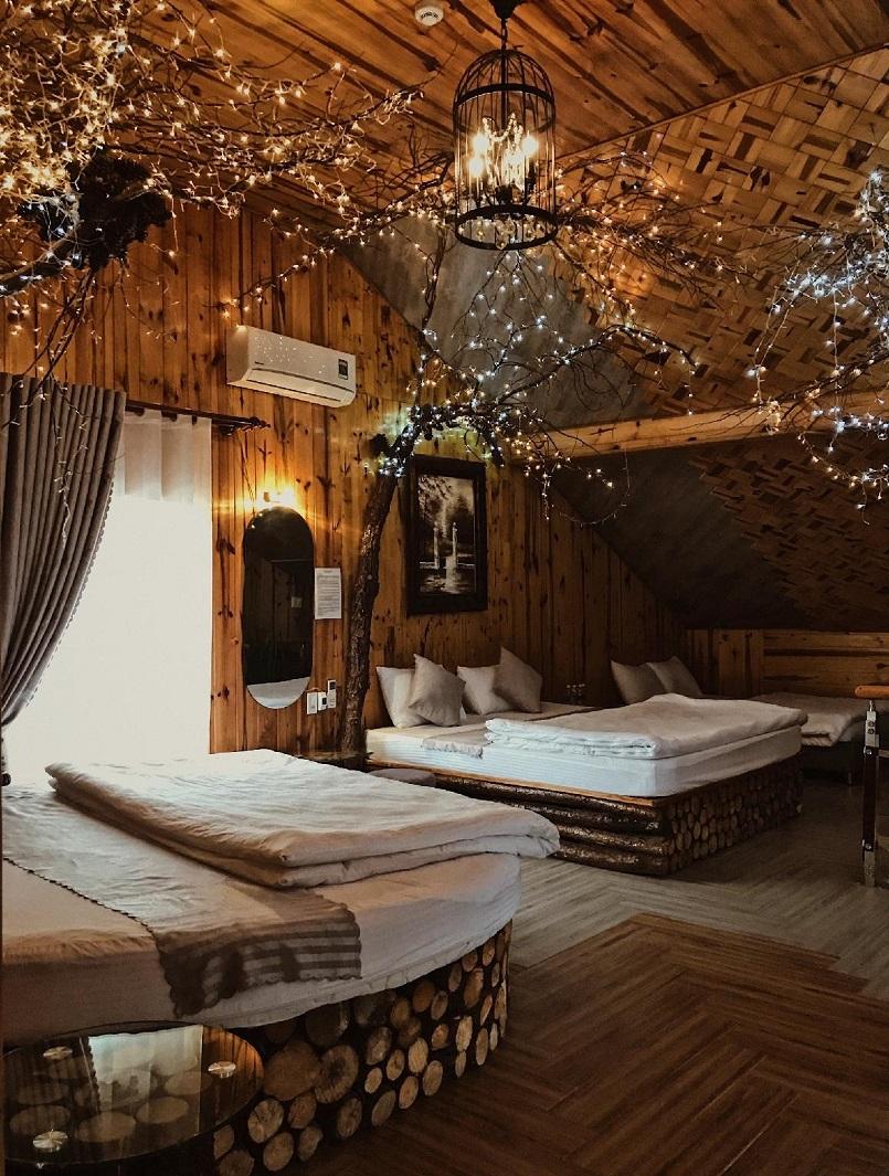 17+ khách sạn, resort Đà Lạt đẹp khó cưỡng nhất định phải thử một lần 13