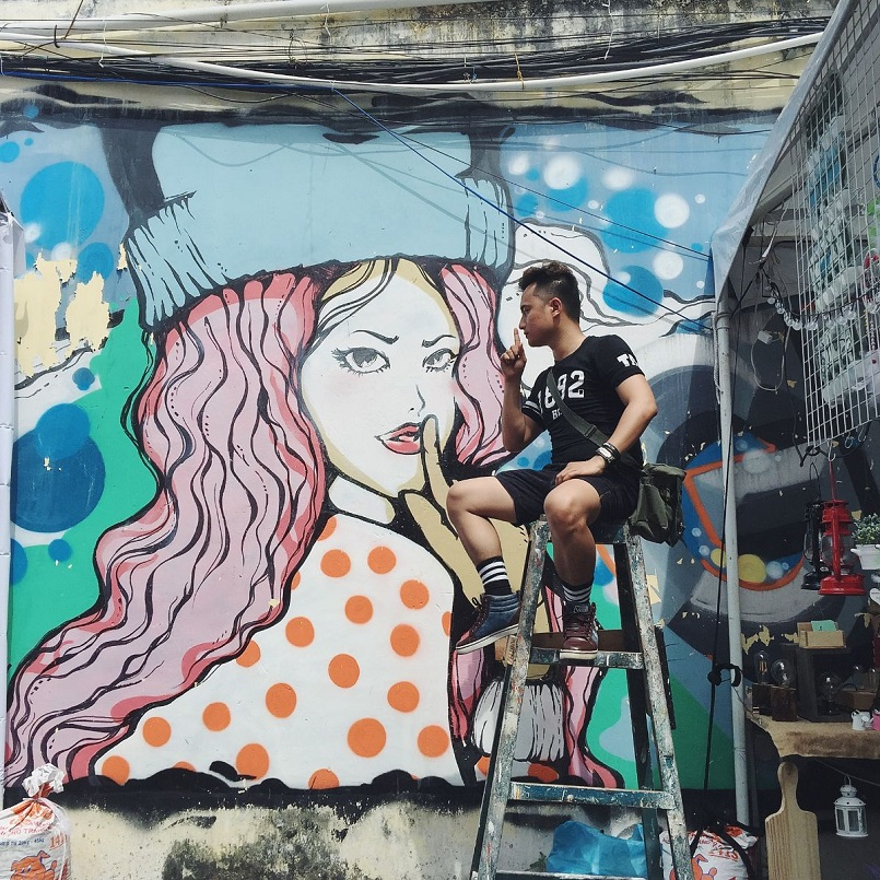 Sài Gòn và 20+ điểm sống ảo đầy khí chất 23