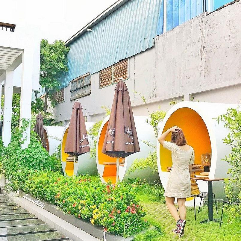 21+ quán Cafe Sài Gòn đẹp không góc chết, đồ uống ngon, check in mỏi tay 15