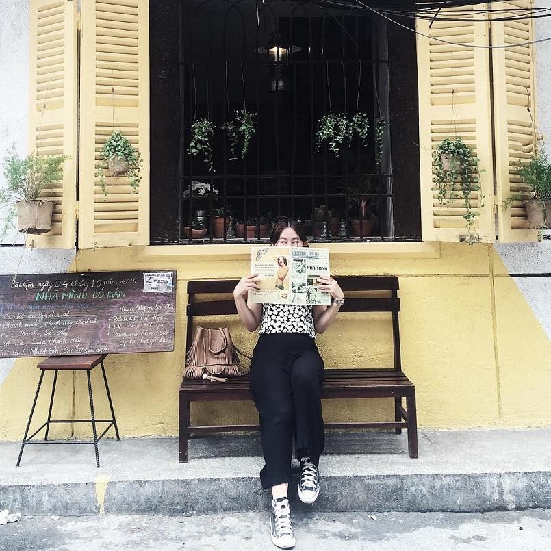 21+ quán Cafe Sài Gòn đẹp không góc chết, đồ uống ngon, check in mỏi tay 4