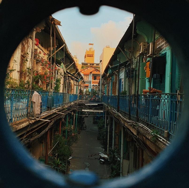 Sài Gòn và 20+ điểm sống ảo đầy khí chất 29