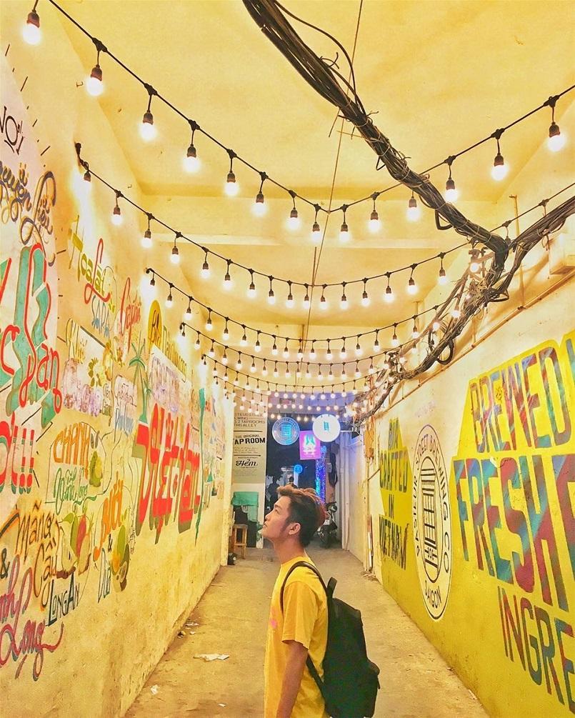 Sài Gòn và 20+ điểm sống ảo đầy khí chất 27