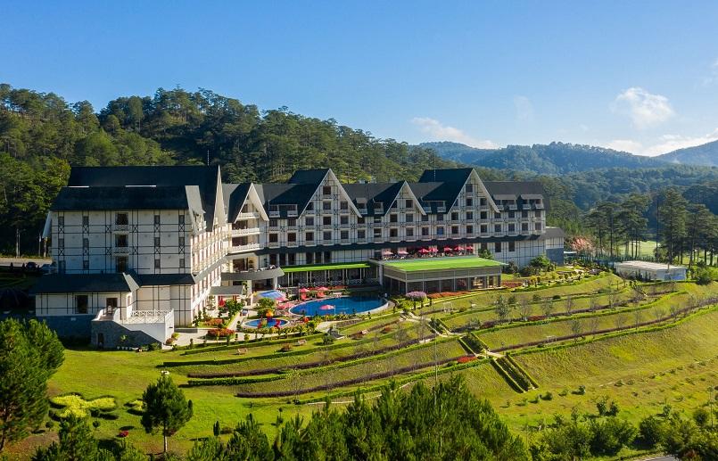 17+ khách sạn, resort Đà Lạt đẹp khó cưỡng nhất định phải thử một lần 1