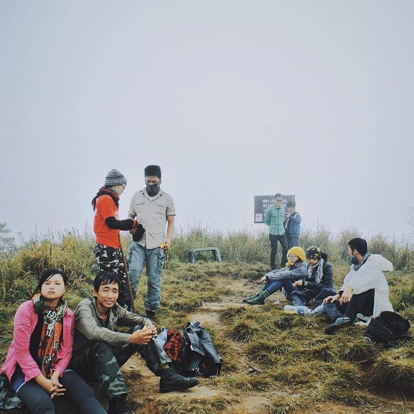 Trekking Langbiang - Thử sức chuyến leo núi săn mây cực đã cùng Celeb 21