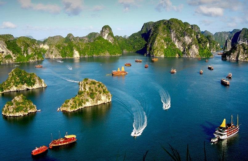 Kinh nghiệm du lịch Hạ Long chinh phục kỳ quan thiên nhiên thế giới mới 6
