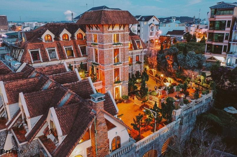 17+ khách sạn, resort Đà Lạt đẹp khó cưỡng nhất định phải thử một lần 18
