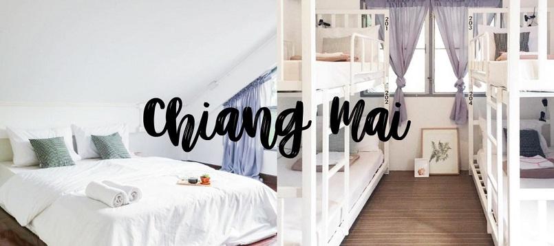 Top địa chỉ lưu trú tại Chiang Mai - Thái Lan chất lượng, giá rẻ, ở là ưng 1