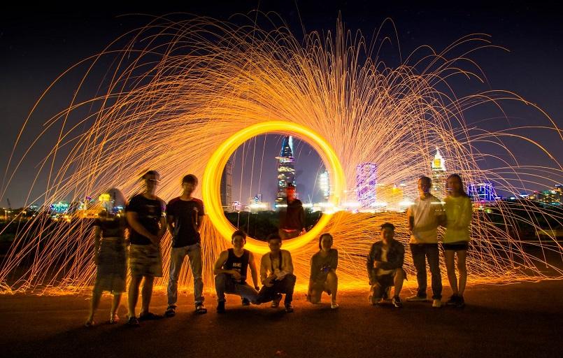 Điểm danh các địa điểm vui chơi Sài Gòn về đêm không đi sẽ hối hận 12