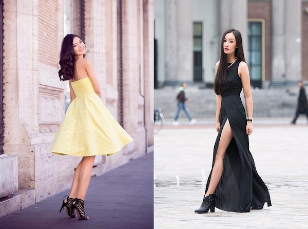 Cách chọn giày theo kiểu váy cực chuẩn 1
