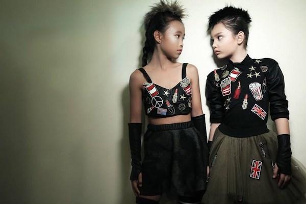Những siêu mẫu nhí đẹp như thiên thần tại Tuần lễ thời trang thiếu nhi 3