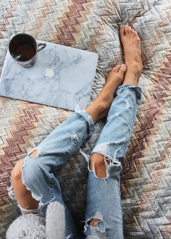 7 tips vàng để mặc quần Jean chuẩn đẹp 5