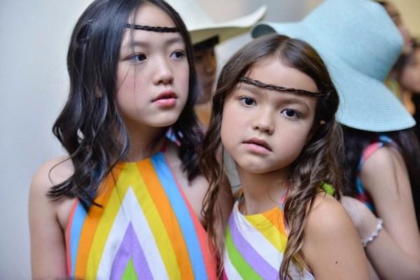 Những siêu mẫu nhí đẹp như thiên thần tại Tuần lễ thời trang thiếu nhi 12