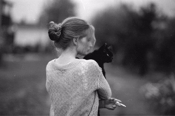 Vì sao nên yêu một cô gái thích mèo? 6