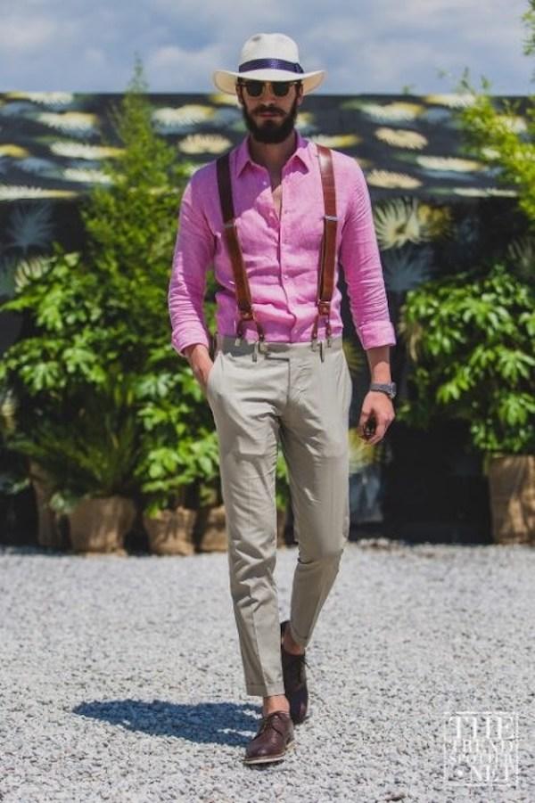 Áo sơ mi nam chambray: Tưởng lạ mà quen 10