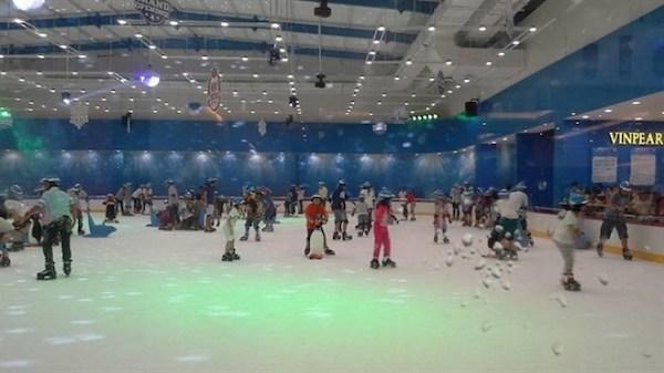 """9 điểm vui chơi giải trí tuyệt đẹp ở """"Làng Châu Âu"""" Sài Gòn 76"""