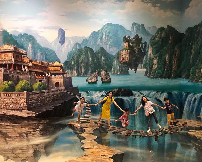 Điểm danh các địa điểm vui chơi Sài Gòn về đêm không đi sẽ hối hận 15