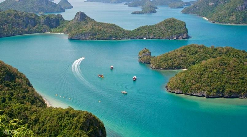 Du lịch Samui - Khám phá trọn vẹn thiên đường biển tuyệt đẹp ở Thái Lan 17