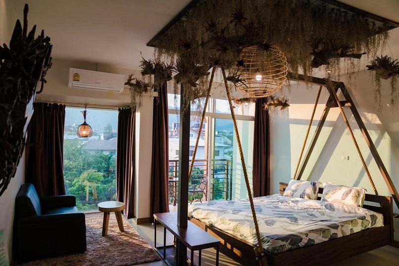 Top địa chỉ lưu trú tại Chiang Mai - Thái Lan chất lượng, giá rẻ, ở là ưng 14