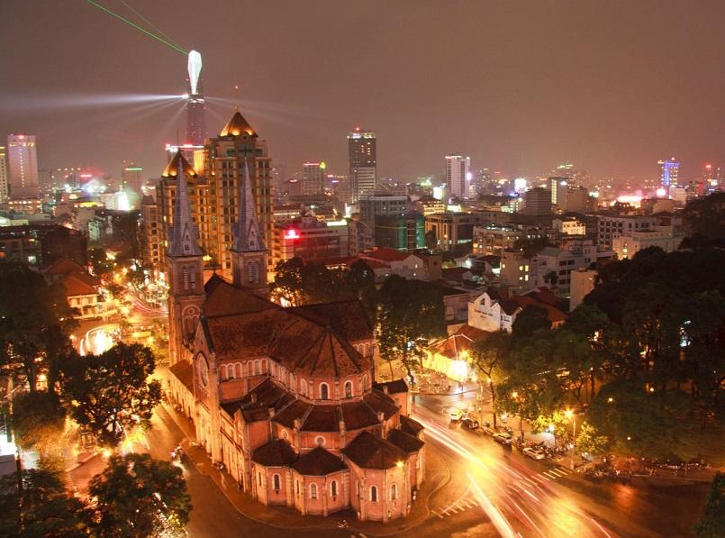 Điểm danh các địa điểm vui chơi Sài Gòn về đêm không đi sẽ hối hận 13