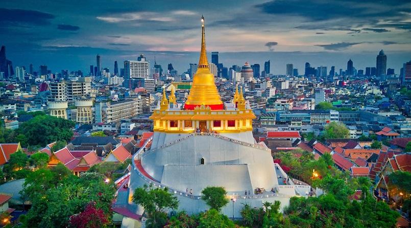 Danh sách những ngôi đền, chùa Thái Lan xứng danh đất nước chùa vàng 4
