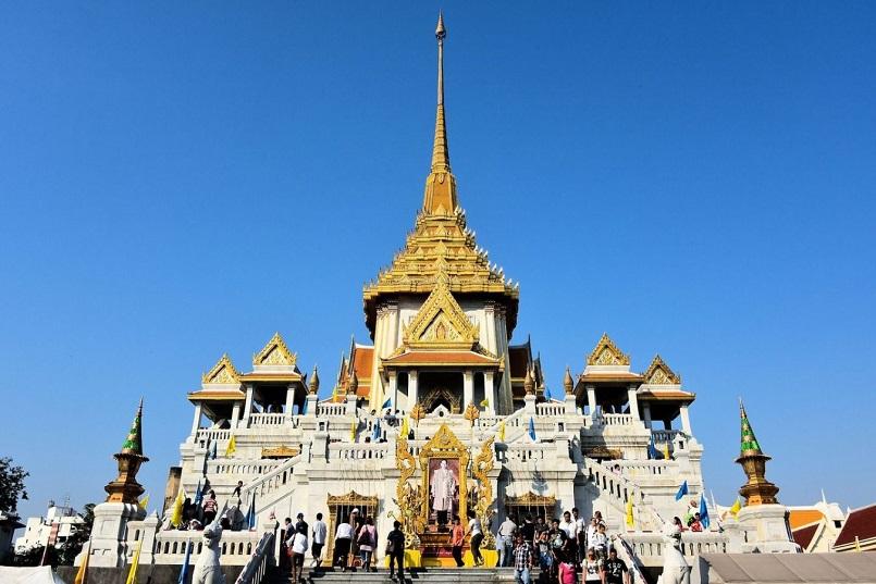Danh sách những ngôi đền, chùa Thái Lan xứng danh đất nước chùa vàng 3