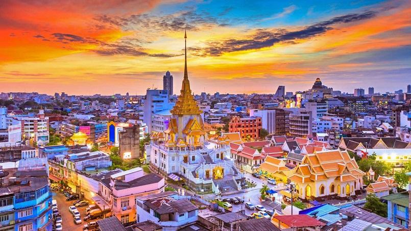 Kinh nghiệm du lịch Bangkok: Hướng dẫn chi tiết, cập nhật mới nhất 9