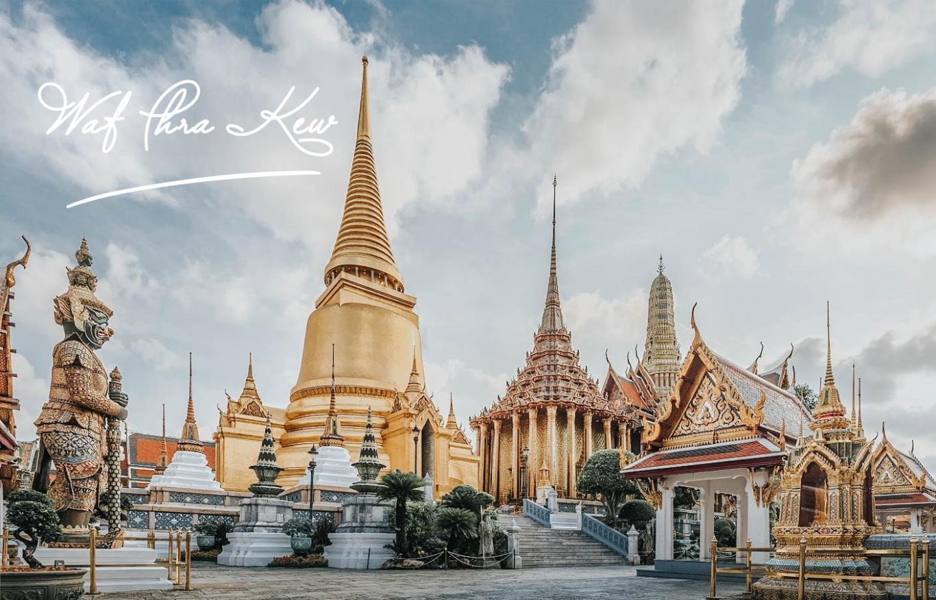 Danh sách những ngôi đền, chùa Thái Lan xứng danh đất nước chùa vàng 2