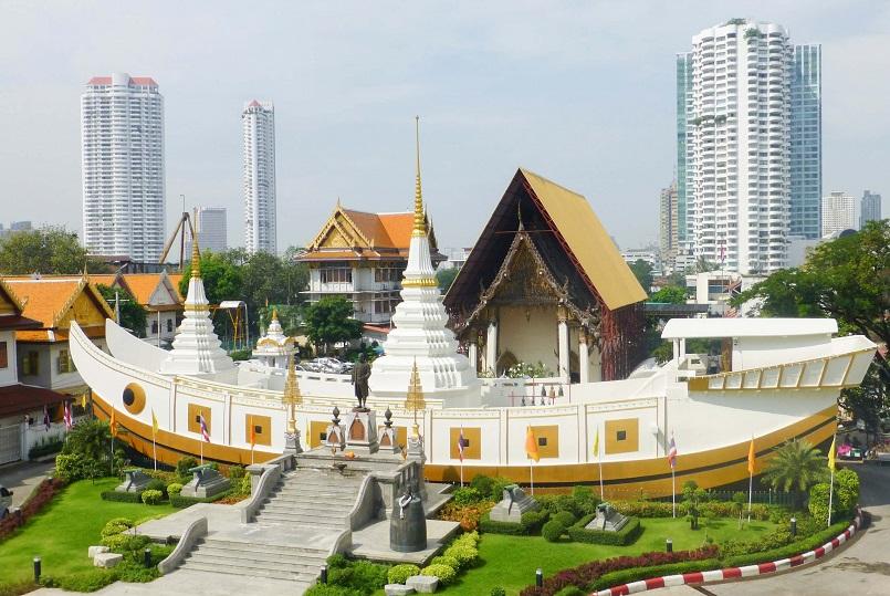 Danh sách những ngôi đền, chùa Thái Lan xứng danh đất nước chùa vàng 11