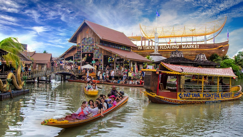Trọn bộ kinh nghiệm du lịch Pattaya hot nhất 12