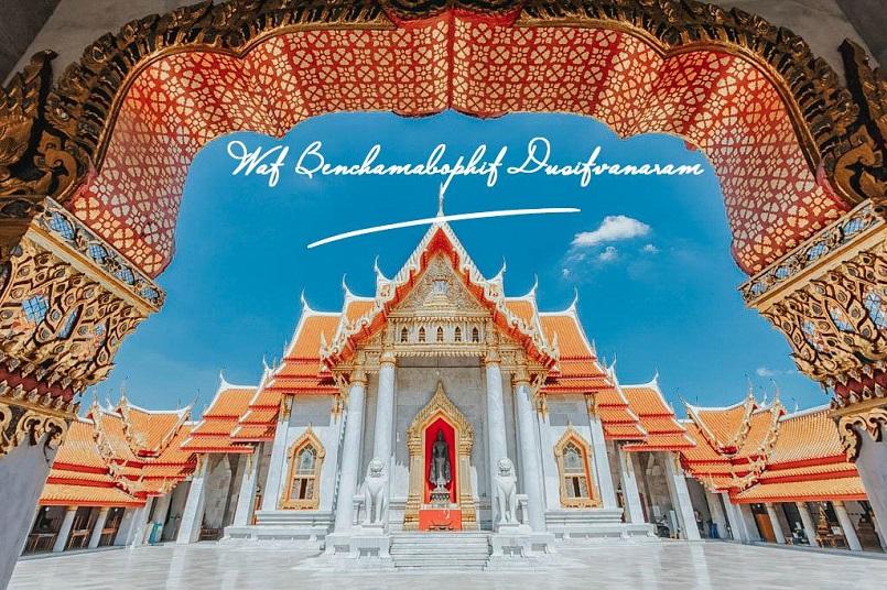 Danh sách những ngôi đền, chùa Thái Lan xứng danh đất nước chùa vàng 1