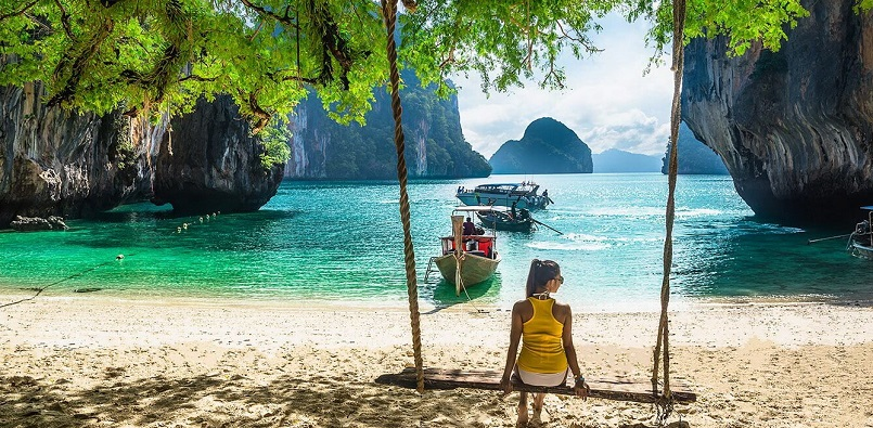 Du lịch đảo Thái Lan với Top các hòn đảo đẹp như thiên đường hot 1