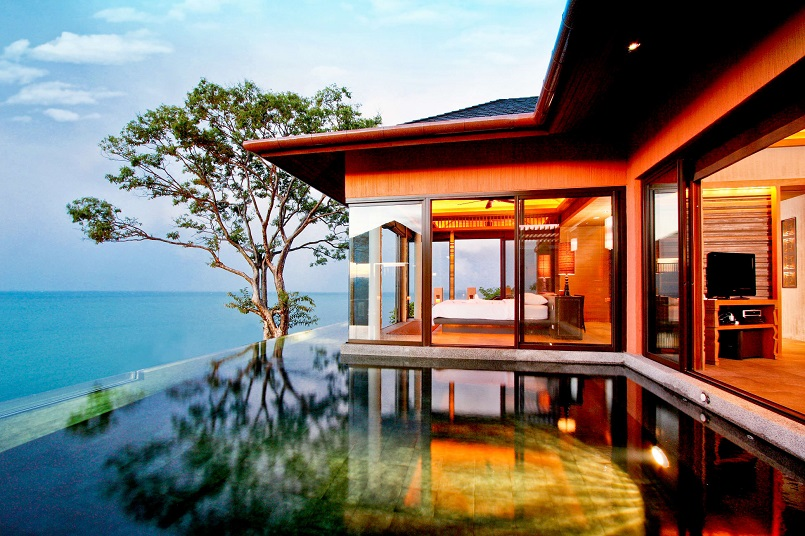 Khám phá ngay các Resort Thái Lan hút cả những sao hạng A thế giới 2