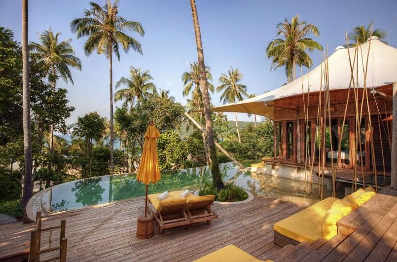 Khám phá ngay các Resort Thái Lan hút cả những sao hạng A thế giới 30
