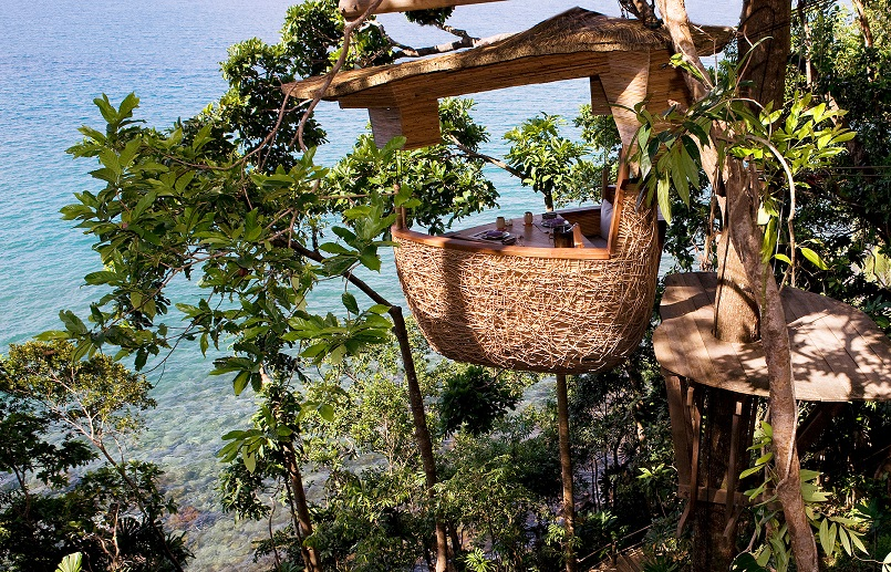 Khám phá ngay các Resort Thái Lan hút cả những sao hạng A thế giới 29