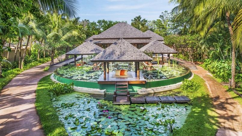 Khám phá ngay các Resort Thái Lan hút cả những sao hạng A thế giới 22