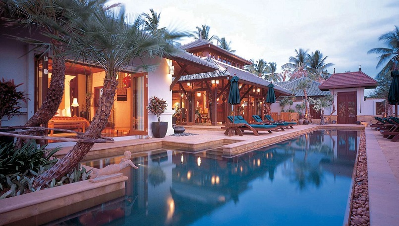 Khám phá ngay các Resort Thái Lan hút cả những sao hạng A thế giới 36