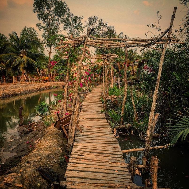 """Danh sách địa điểm """"đi trốn"""" cuối tuần quanh Sài Gòn 4"""