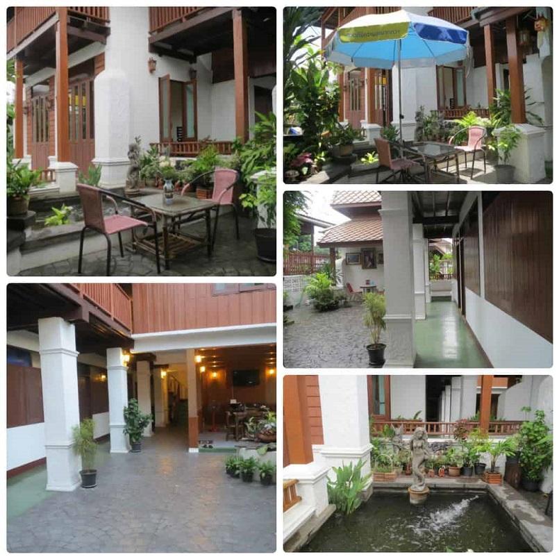 Top địa chỉ lưu trú tại Chiang Mai - Thái Lan chất lượng, giá rẻ, ở là ưng 3