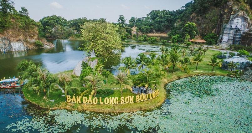 """Danh sách địa điểm """"đi trốn"""" cuối tuần quanh Sài Gòn 10"""