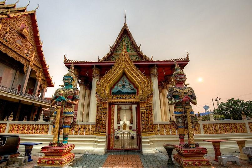 Danh sách những ngôi đền, chùa Thái Lan xứng danh đất nước chùa vàng 19