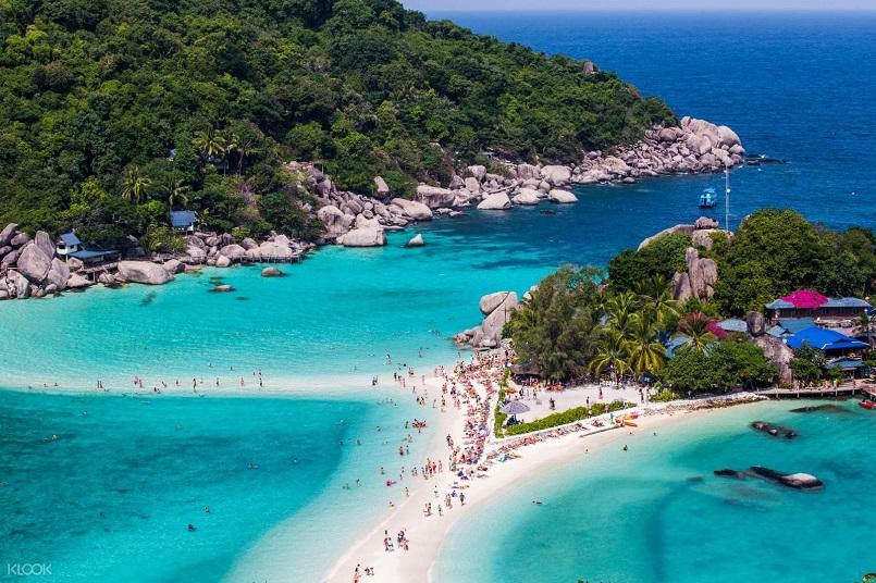 Du lịch đảo Thái Lan với Top các hòn đảo đẹp như thiên đường hot 16