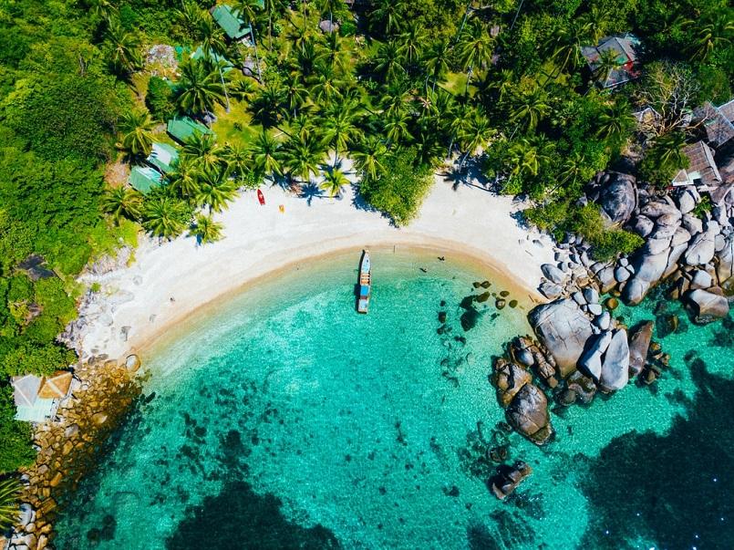 Du lịch đảo Thái Lan với Top các hòn đảo đẹp như thiên đường hot 12