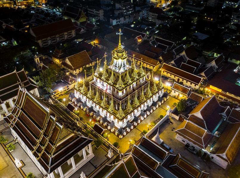 Danh sách những ngôi đền, chùa Thái Lan xứng danh đất nước chùa vàng 8
