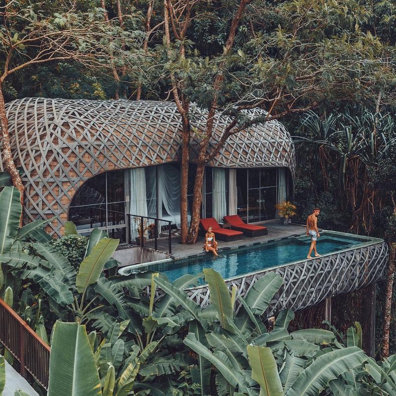 Khám phá ngay các Resort Thái Lan hút cả những sao hạng A thế giới 5