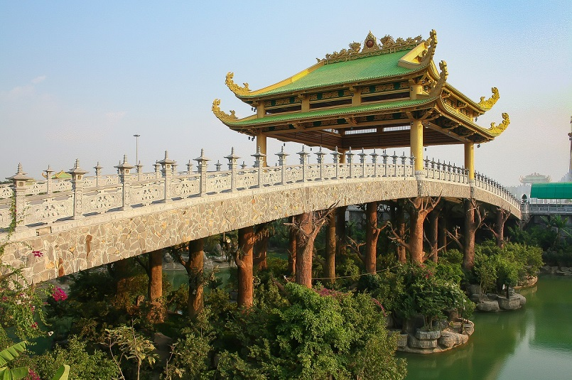 """Danh sách địa điểm """"đi trốn"""" cuối tuần quanh Sài Gòn 3"""