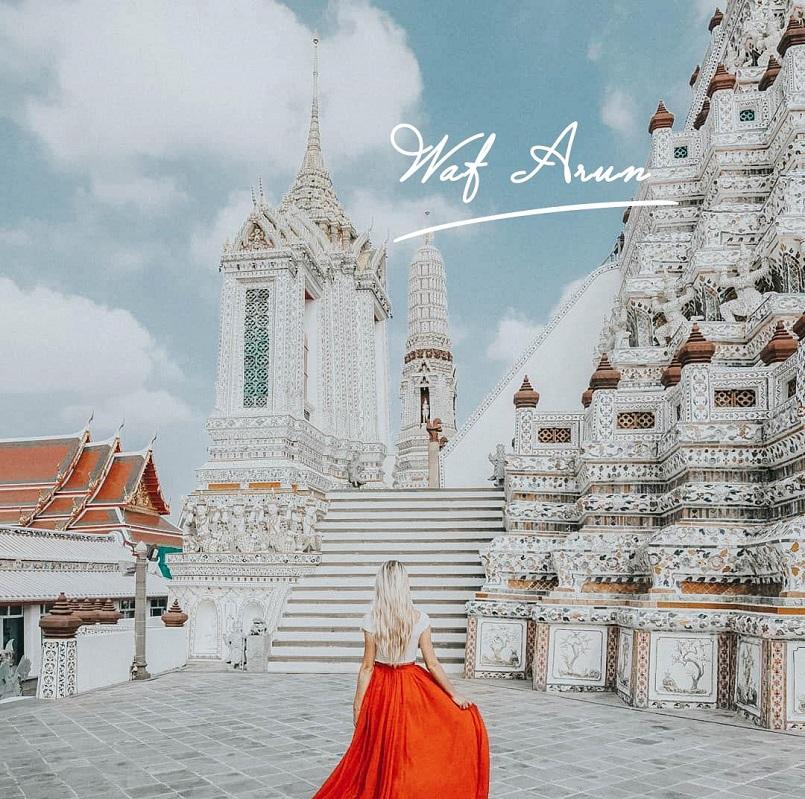 Danh sách những ngôi đền, chùa Thái Lan xứng danh đất nước chùa vàng 5